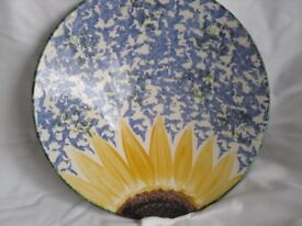Poole pottery dish for sale
