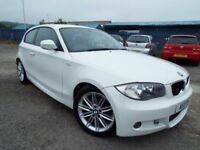 2011 BMW 116i M SPORT 2.0 3 DOOR FULL MOT 93K PX WELCOME FINANCE AVAILABLE