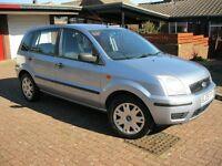 2005 Ford Fusion 2 1.4, 5 Door hatchback, Mot Dec 16. £750. P/X Welcome