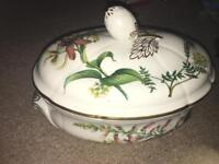 Spode oven to table dish
