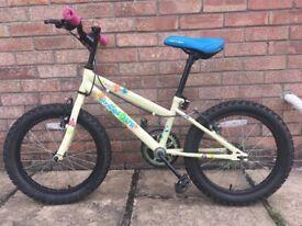 Girls bike for sale £40