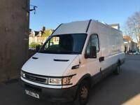 2006 IVECO DAILY 35 S14 LWB 2.3 HPI DIESEL LONG MOT START AND DRIVE SPARE OR REPAIR GOOD FOR EXPORT