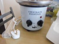 NEW TOTAL CHEF CHOCOLATE MAKER