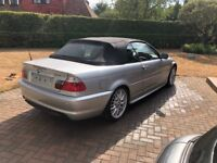 Bmw 325Ci e46, years mot, removable hardtop