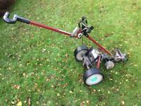Hill billy golf cart