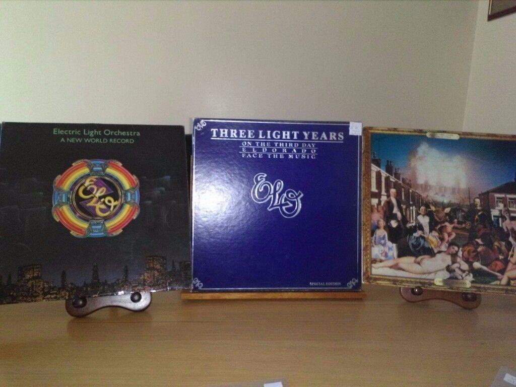 ELO Vinyl Albums