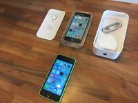 iPhone 5c - 16gb - Great Condition - Boxed - O2