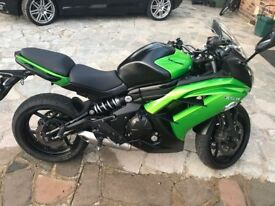 GREAT CONDITION KAWASAKI ER6-F ABS !!!! BEST PRICE ON GUMTREE !!!!! NEW MOT !!!! NEW TYRES !!!!