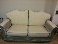 Comfortable and sturdy sofa
