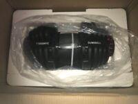 2 Adjustable dumbbells (pair) 5-40kg Brand New