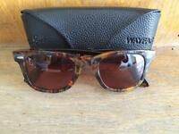 BRAND NEW RAY BANS TORTOISE SHELL UNISEX