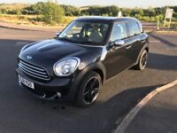 Mini COUNTRYMAN Black Diesel 1.6 (2011)
