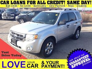 2009 Ford Escape XLT * LEATHER * PWR ROOF * HEATED PWR SEATS