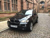 2009 BMW X5 3.0D M-SPORT AUTO BLACK 164K MILES