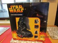 ALL STAR WARS FANS - Darth Vader Telephone