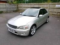 Lexus IS200 Sport 2001 (FSH)