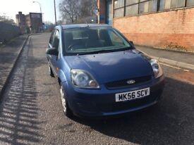 Ford Fiesta 1.4 l 5 door blue ( mot 6 months ) 2006