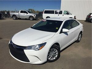 2015 Toyota Camry LE - Easy to keep clean color!