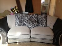 3 seater very comfy sofa! Good condition , pet and smoke free home
