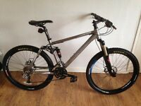 Chris boardman full suspension mountain bike may swap fat bike fatty