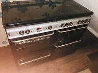 Selling Our NewHome Cooker With Built In Oven And Grill