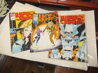 Halo Jones - Graphic Novel x5