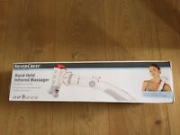 Hand-held Infrared Massager - nearly new