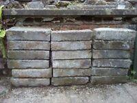 18 Blocks 44x24x10 cms