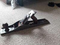 N°6 hand plane (Record blade/Bailey body) + sharpening stone