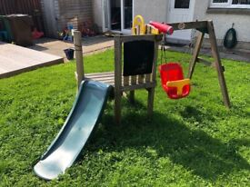 Swing/Slide Toddler Set