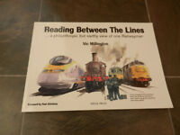Reading Between The Lines By Vic Millington