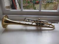 B&S 3136/2L Challanger II / Bach 25A C Trumpet