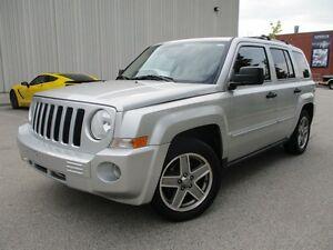 2007 Jeep Patriot Limited NAV SUNROOF