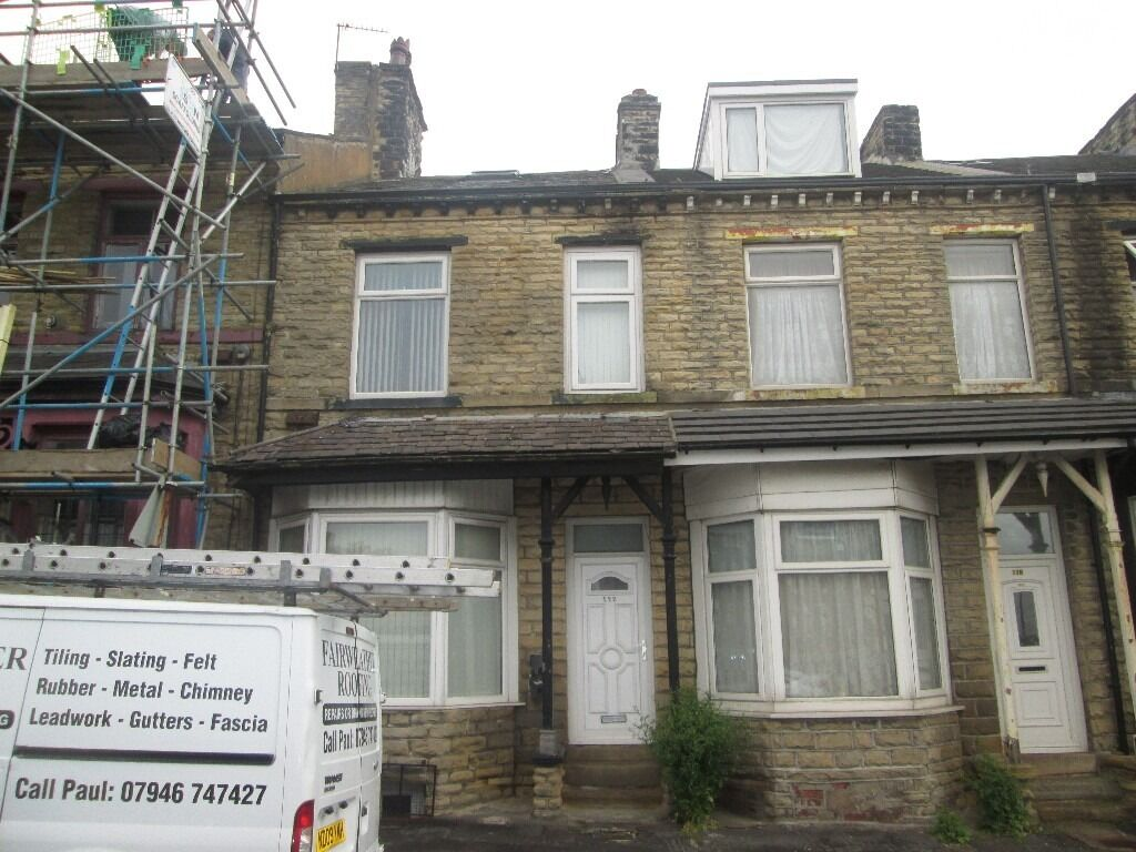 4 BED TERRRACE TO LET IN BD3
