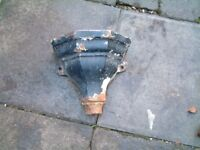 Victorian Cast Iron Water Hopper , Ideal for house restoration £40 ono