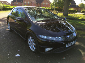 Honda Civic 2.2 Ctdi Diesel Fully loaded