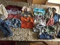Boys 9-12 month bundle