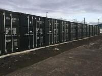 Storage Containers to Rent £110 +VAT pcm