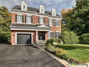 625 000$ - Maison 2 étages à vendre à Mascouche