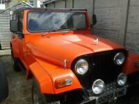 1987 Jeep Eagle Replica