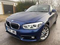 2018 BMW 1 SERIES new shape-business efficiency-49k Hatchback-Manual, 1496 (cc), 5 doors