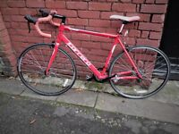 gents Carrera Zelos Racing Bike V Good Condition.