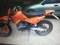 125cc rmr super byke
