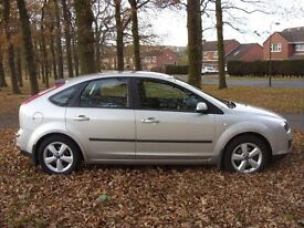 06 reg ford focus climate 1.8 5 door,full ford history,as new!!,stunning........