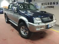 Mitsubishi L200 - AUCTION VEHICLE