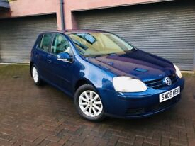 VOLKSWAGEN GOLF 1.9 TDI MATCH EDITION *****MINT CONDITION LOW MILEAGE*****