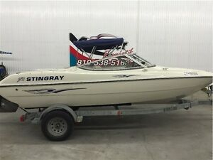 2004 stingray boat co 180 RX