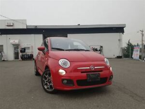 2015 Fiat 500 Sport; Local & No Accidents