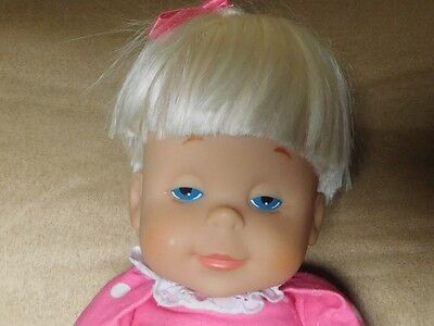 1984 MATTEL DROWSY DOLL CLASSIC COLLECTION REPRODUCTION SEE VIDEO!