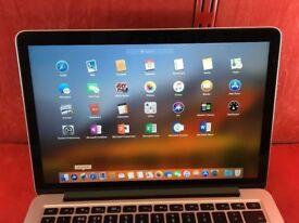"Apple MacBook Pro 13"" [YEAR 2015] 2.7GHz i5, 8GB RAM, 128 SSD+ MS OFFICE 2016 l813"